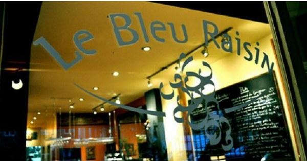 Le Bleu Raisin