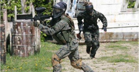 Paintball Commando Rive-Sud