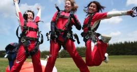 École de parachutisme Voltige 2001