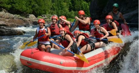 Propulsion Rafting