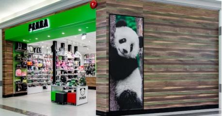 Chaussures Panda