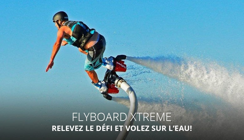 Forfaits Flyboard Xtreme
