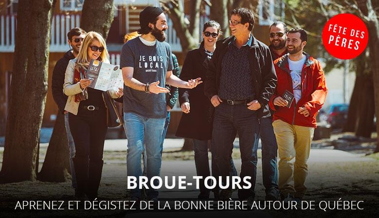Forfaits Broue-Tours